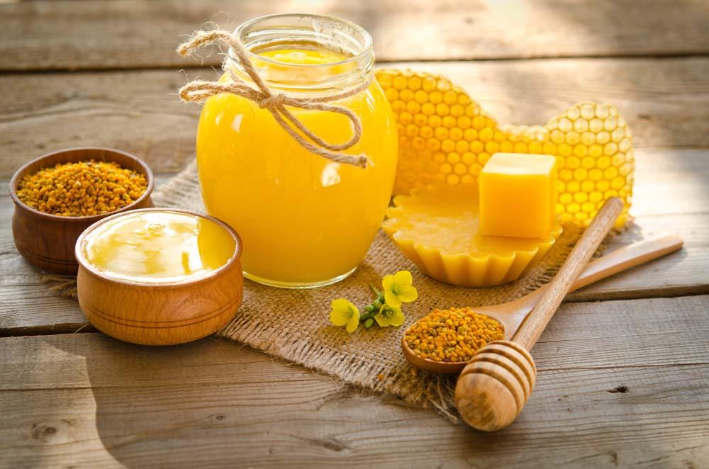 牛皮癣患者可以多食用蜂蜜